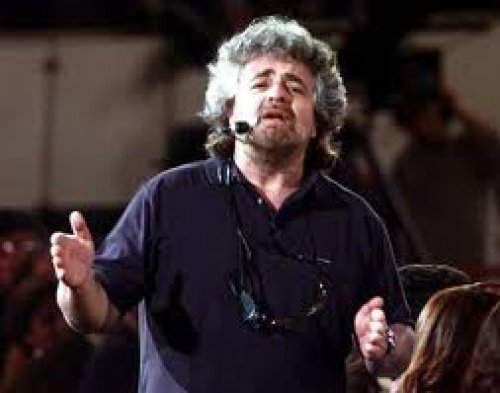 ANNOZERO VIDEO BEPPE GRILLO STOP NUCLEARE IN ITALIA.
